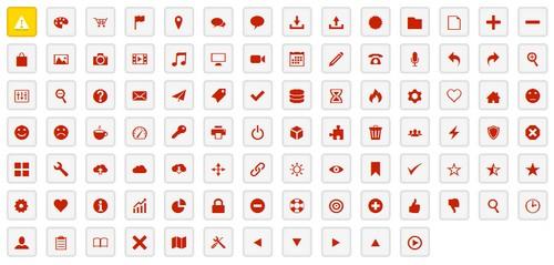 IcoMoon иконки