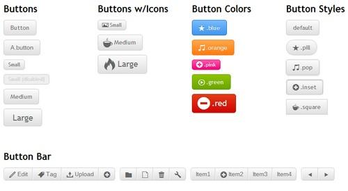 кнопки 99Lime